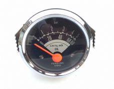 VDO Perkins Oil Pressure Gauge